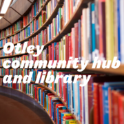 Otley community hub and library