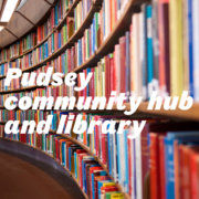 Pudsey community hub and library