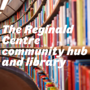 The Reginald Centre community hub and library
