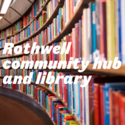 Rothwell community hub and library