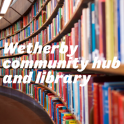 Wetherby community hub and library