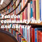 Yeadon community hub and library